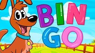 BINGO, Canciones Infantiles