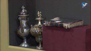 Экспозицию к юбилею Иверского монастыря составят уникальные предметы старины