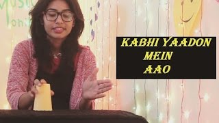 Kabhi Yaadon Mein (Cover) | Different COVER | Divya Khosla | Arijit Singh | Palak Muchhal | T-series