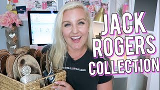 JACK ROGERS COLLECTION 2019 (& PALM BEACH SANDALS COMPARISON) || Kellyprepster