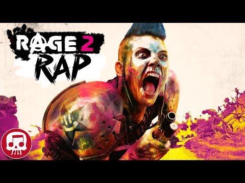 "RAGE 2 RAP by JT Music - ""About 2 Lose It"""