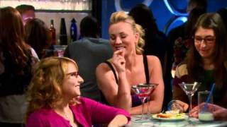 TBBT - I Kissed A Girl and I Liked It (Amy Kisses Penny)