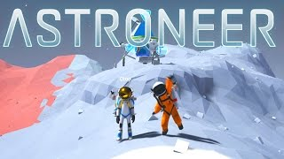 Astroneer - Ep. 12 - Race to the Moon! - Let's Play Astroneer Multiplayer Gameplay