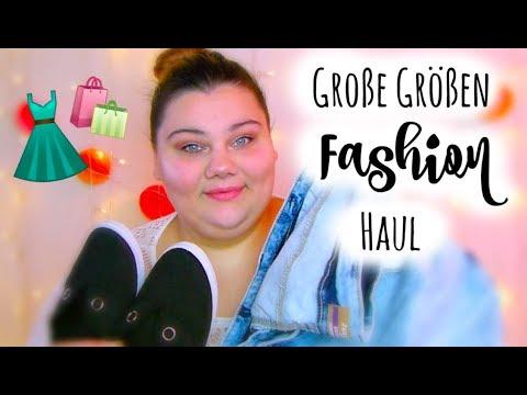 FASHION HAUL 👗 ⎮ Große Größen ⎮ XXL ⎮ KIK, MS Mode usw. ⎮ Jessi xoxo