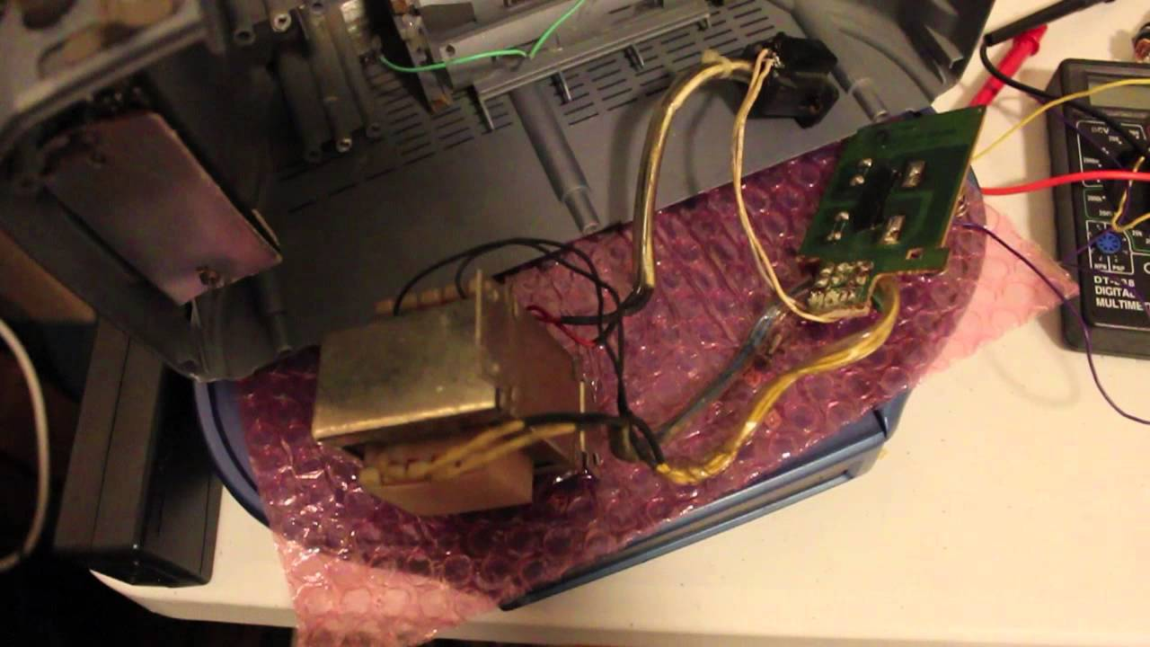 Aiwa Mega Cd Csd Gm1 Repairs Part 2 Electrical Wiring Ii Youtube Video Preview