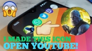 Make Custom Icons For Any App! No Root! Any Android Device!