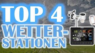 TOP WLAN-WETTERSTATIONEN 2021 | Wetterstation Vergleich, Wetterstationen Kaufberatung