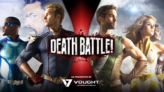 The Seven Battle Royale (The Boys) | DEATH BATTLE!