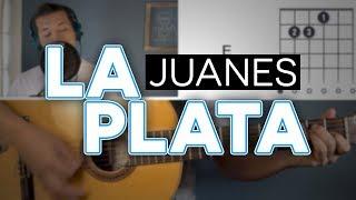 La Plata Juanes Ft. Lalo Ebratt   Guitarra [Mauro Martinez]