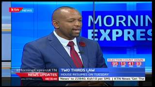Morning Express - 4th May 2017 - Two Thirds Law