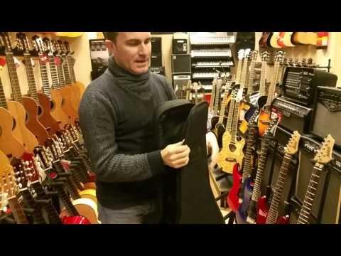 Tipos de fundas o estuches de guitarra