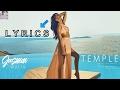 Temple Lyrics | Jasmin Walia, Zack Knight | Hindi Song