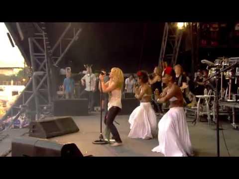 Waka Waka (The Official 2010 FIFA World Cup Song)  -  (1080p-HD)  -  Shakira