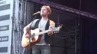 """Johannes Oerding """"Noch immer nicht genug"""" live im Stadtpark Hamburg"""
