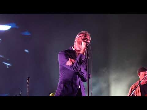 The National - Light Years (Forest Hills Stadium 9/30/18)