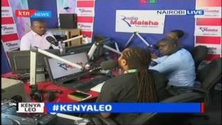 Kenya Leo: Vurugu kwenye kampeni za kisiasa (Sehemu ya pili) [7/16/2017]