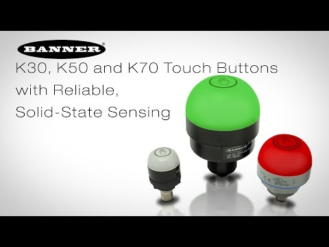 K30, K50 and K70 Gen 2 Touch Buttons
