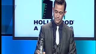 Joseph Gordon-Levitt At The Hollywood Film Awards
