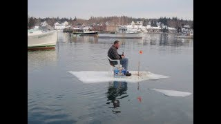 Funniest Ice Fishing Fails 2018 - Try To Watch Without Laughing