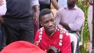Bakansala baagala Bobi Wine avuganye ku bwa pulezidenti
