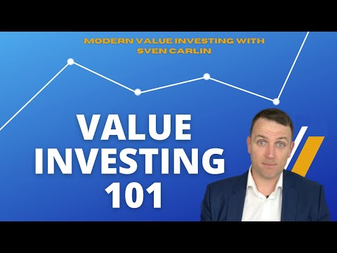 Value Investing 101 Lecture At Copenhagen Business School MBA by Sven Carlin