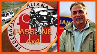 Passione 4×4 Intervista a Marco Pacini Presidente FIF 4×4 19 febbraio 2021