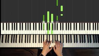Tuto Synthesia vitesse/speed 100%