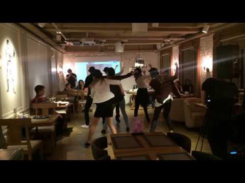 Предложение Руки и Сердца в ресторане Nikolas