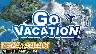 Go Vacation - The Dojo (Let's Play)
