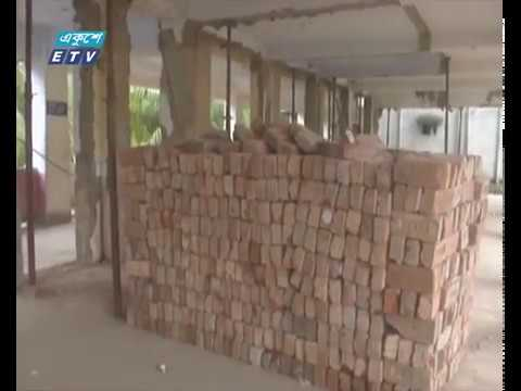 ময়মনসিংহ মেডিকেলের ধীরগতির নির্মাণে ভোগান্তি রোগীদের