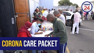 WATCH | CT Wholesaler Provides Elderly With Free Coronavirus Care Packages