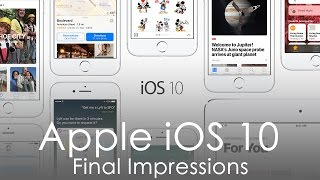 iOS 10: Top Features You'll Actually Care About