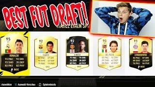 FIFA 17 BEST FUT DRAFT EVER OMG 95 IF ST RONALDO  ULTIMATE TEAM DEUTSCH  FUßBALL