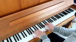 Sander Van Doorn & MOTi - Lost (Piano Arrangement by Danny Rayel)