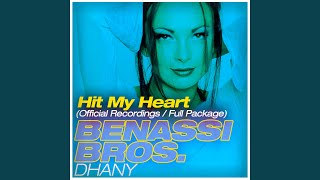 Hit My Heart (feat. Dhany) (Vision Mix Instrumental)
