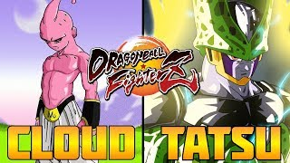 DBFZ ▰ Cloud805 Vs Tatsunical  【High Level Dragon Ball FighterZ】