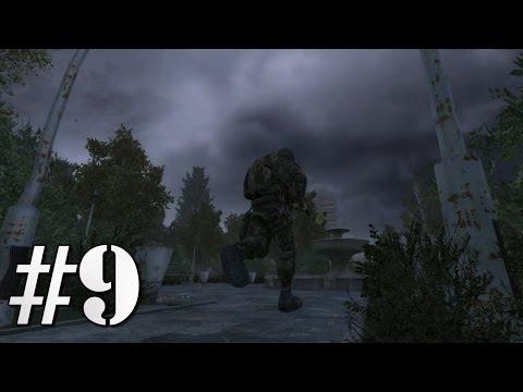Прохождение S.T.A.L.K.E.R. Путь во Мгле - #9 - Приманка