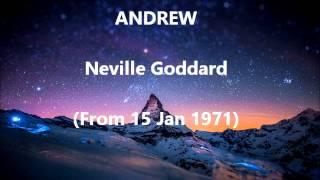 Neville Goddard : Andrew (the breathing technique to manifest)