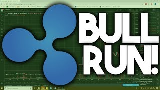 BTC IS GOING ON A BULL RUN AND XRP WILL FOLLOW!