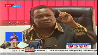 Francis Atwoli warns tea growers against further delays in negotiations on disputed CBA