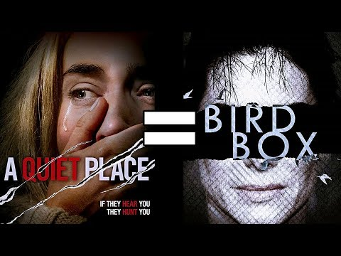 24 Reasons A Quiet Place & Bird Box Are The Same Movie