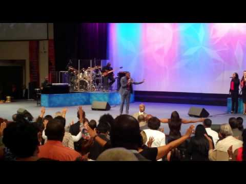 Micah Stampley Medley at The Faith Center