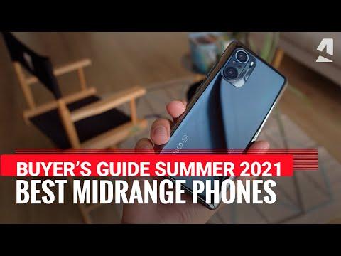 Buyer's Guide: The best midrange phones to get (Summer 2021)