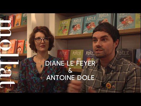 Diane Le Feyer et Antoine Dole - Mortelle Adèle
