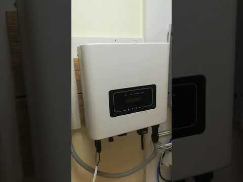 Сетевой инвертор ЭВ-3.6К-G