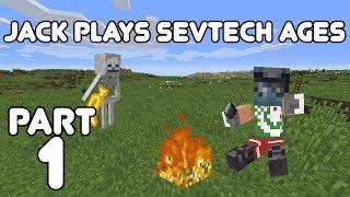 sevtech ages part 1 - TH-Clip