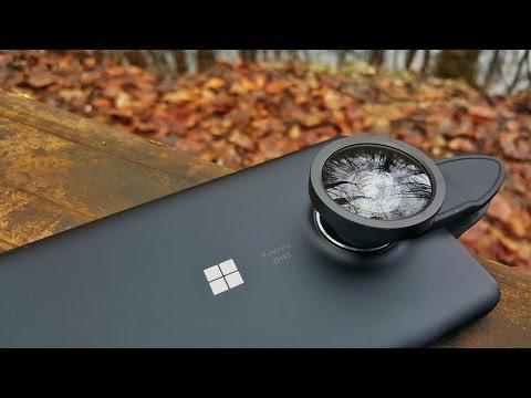 Objektive für die Smartphone-Kamera - PNY 4in1 Lens Kit Review (deutsch)