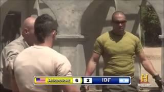 IDF vs Army Knife Fight