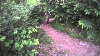 preview picture of video 'Epone Tour VTT 2013 - Randonnée de 60 km - Avec la Team Lachelesfreins'