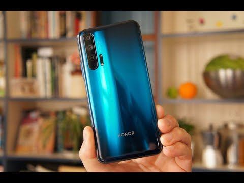 The Honor 20 Pro is the quad-camera flagship you can't buy in the US